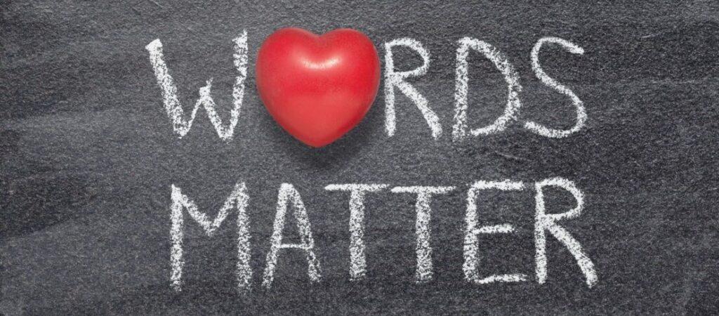 Words Matter Outreach Event